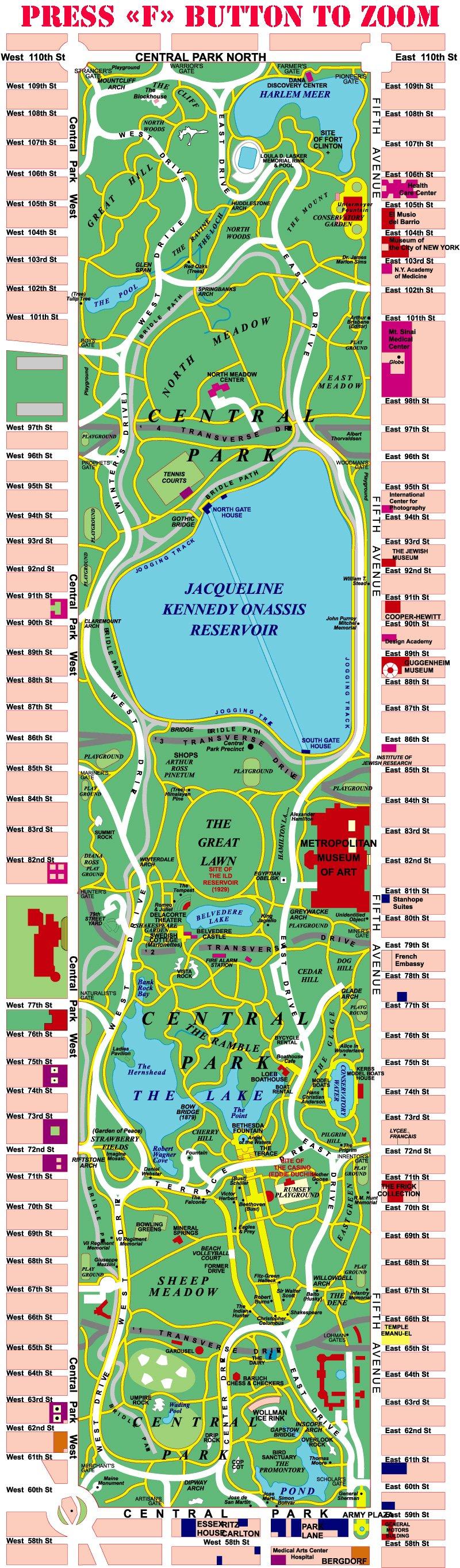 Nyc Subway Map Metropolitan Museum.New York City Central Park The Metropolitan Museum Hayden Planetarium