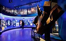 Музей 11 сентября в Нью-Йорке
